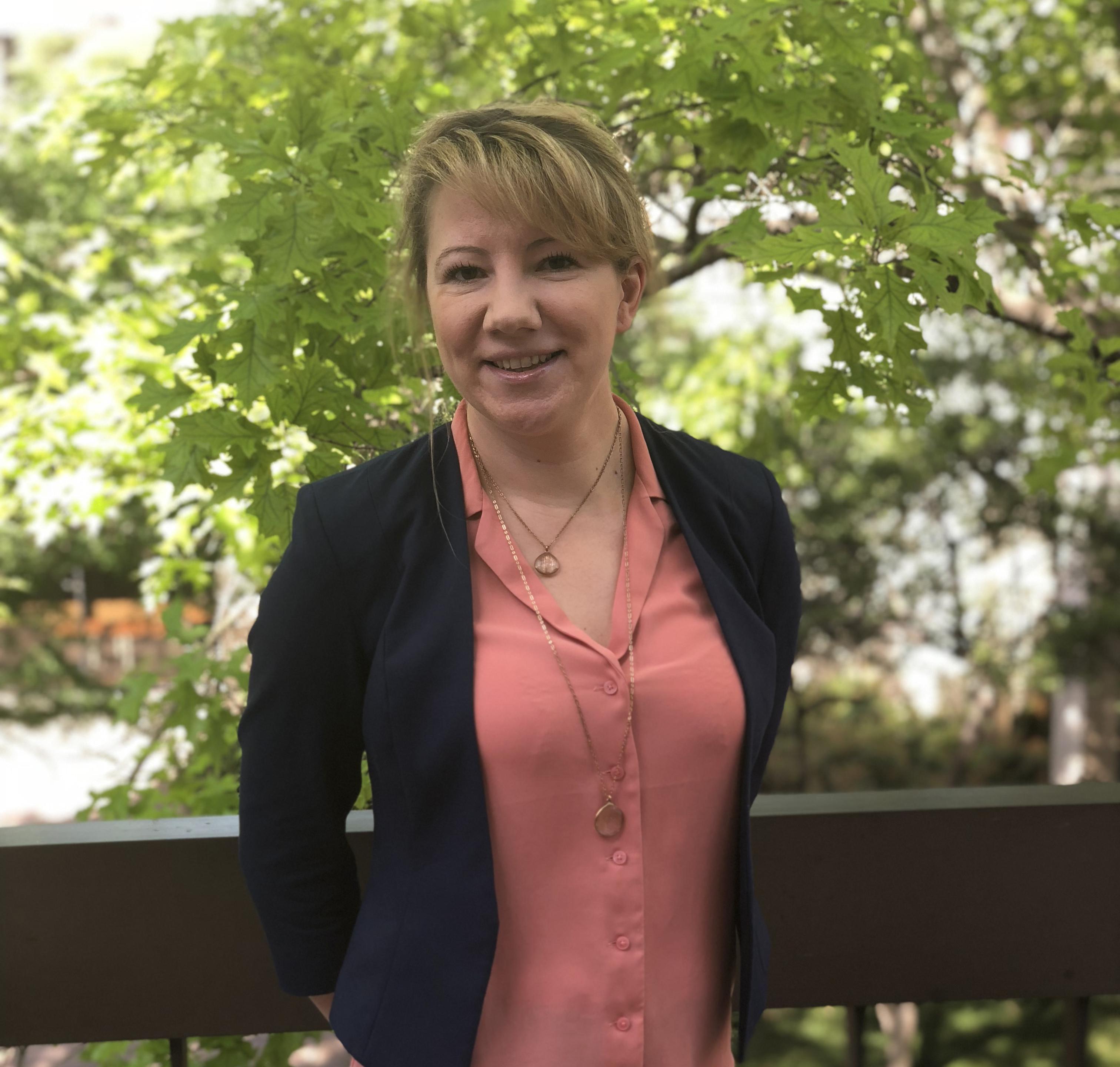 Christine Kusminski Ph.D.