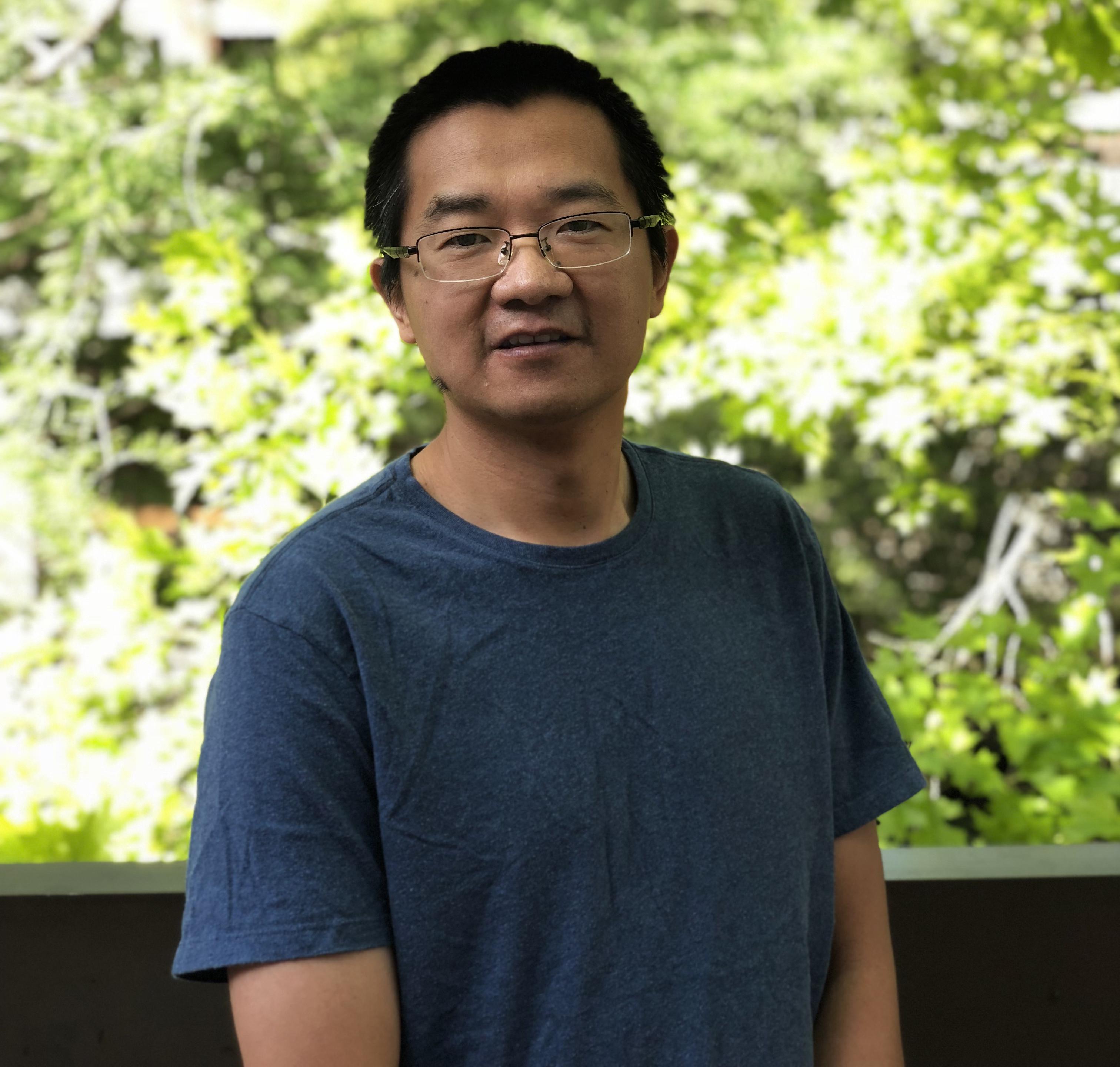SHANGANG ZHAO Ph.D.